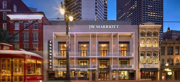 JW Marriott Hotel - Canal St.
