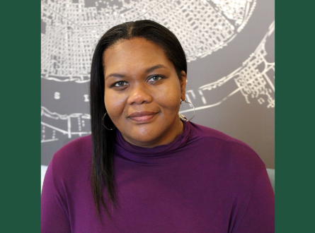 Photo of Dr. Candice Beasley