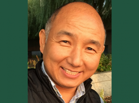 Photo of Dr. Ngawang Legshe