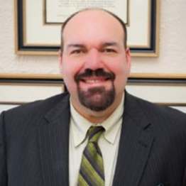 Photo of Dr. Christopher Barrilleaux