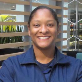 Photo of Dr. Indira Harris