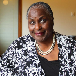 Photo of Dr. Marva Lewis