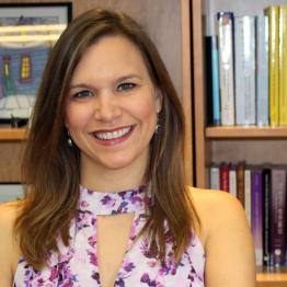 Photo of Dr. Catherine McKinley