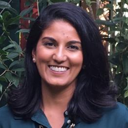 Photo of Megha Patel
