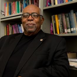 Photo of Dr. Reggie Parquet