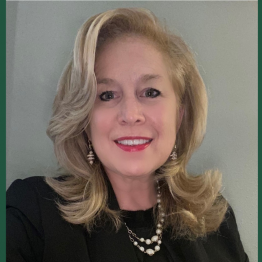 Photo of Dr. Patricia Hilton