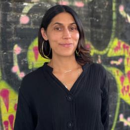 Photo of Dr. Serena Chaudhry