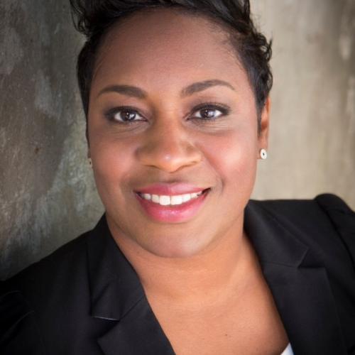 Photograph of Felicia English